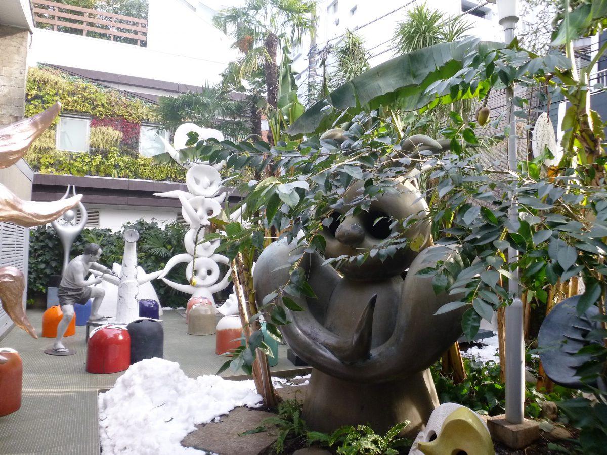 関東旅4.岡本太郎記念館