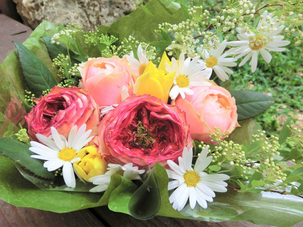 お誕生のお花