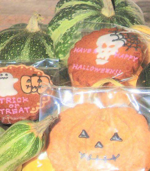 ハロウィーンクッキー