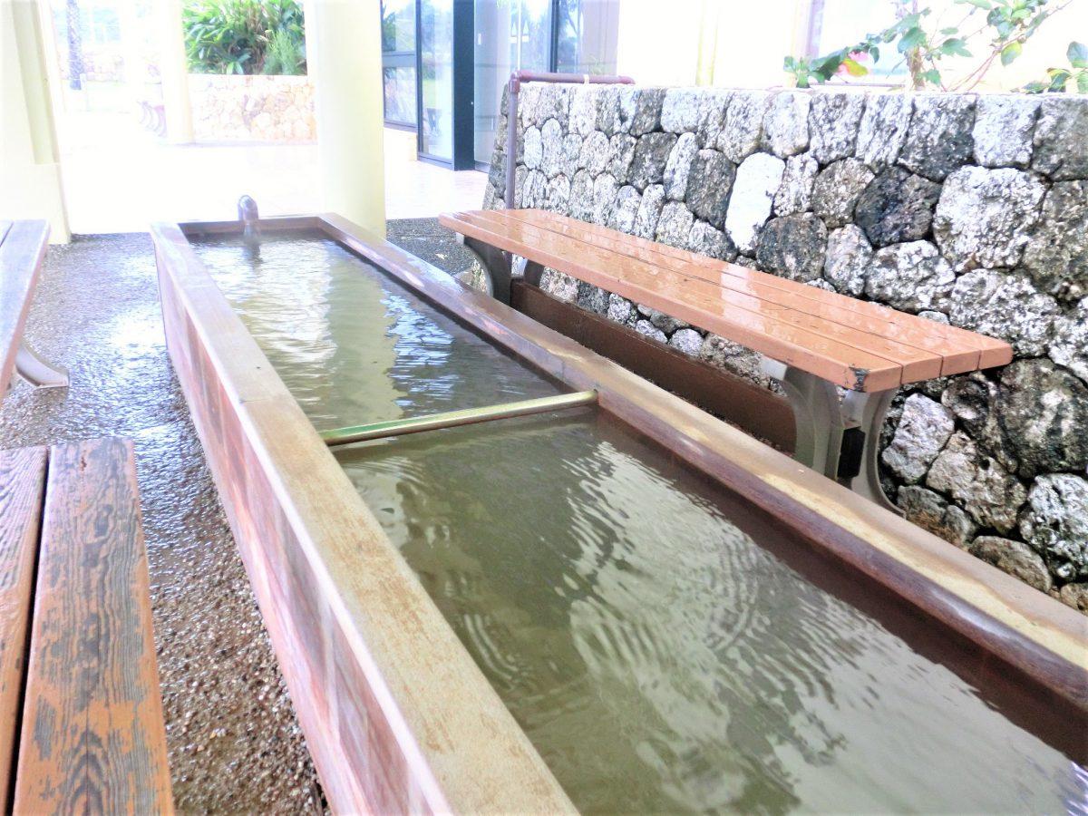 伊計島温泉